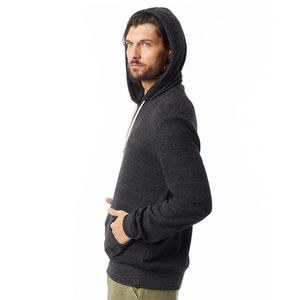 Alternative Apparel Challenger Eco-Toweling Hoodie